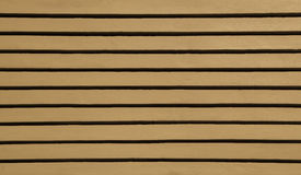 Brown Wood Siding Stock Photo
