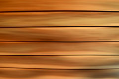 Brown wood slat horizontal art Abstract background Stock Photography