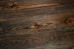Brown Wood structure Stock Photography