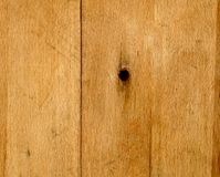 Brown wood surface. Abstract illustration with cracked wood texture Stock Images