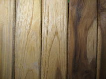 Brown wood surface background Stock Image