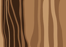 Brown wood texture. Illustration of brown wood texture, background Royalty Free Stock Photography
