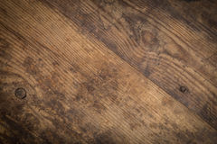 Brown wood texture. Abstract background Royalty Free Stock Image