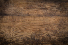 Brown wood texture. Abstract background. Empty template stock photography