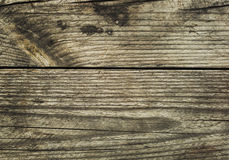 Brown wood texture. Royalty Free Stock Images