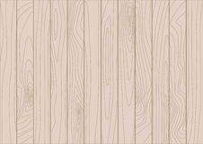 Brown wood texture. Abstract background. Empty vector template Stock Image