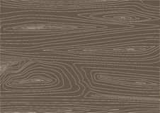 Brown wood texture. Abstract background. Empty vector template Stock Photo