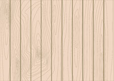 Brown wood texture. Abstract background. Empty vector template Stock Images