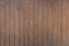 Brown wood texture as a background Stock Image