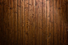 Brown Wood Texture. As natural pattern for background Royalty Free Stock Image