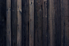 Brown wood texture. Background light old wooden panels.Boards are nailed vertically Stock Images