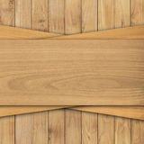 Brown wood texture background with space for text Stock Photos