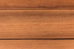 Brown wood texture. Stock Photography