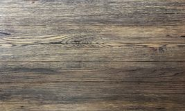 Brown wood texture, dark wooden abstract background.  stock photo