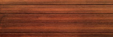 Brown wood texture, dark wooden abstract background.  stock images