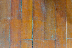 Brown wood texture of floor. Stock Photography