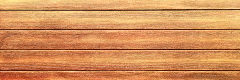 Brown wood texture, light wooden abstract background.  royalty free stock photography