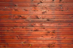 Brown wood texture with natural patterns Royalty Free Stock Image
