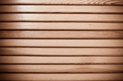 Brown wood texture with natural patterns Stock Photography