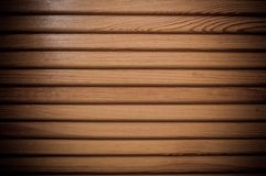 Brown wood texture with natural patterns Stock Photos