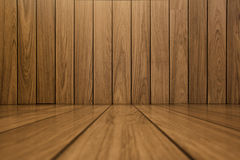 The brown wood texture with natural patterns Royalty Free Stock Photography