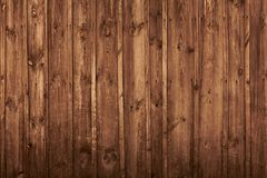 The brown wood texture Royalty Free Stock Photo