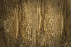 Brown wood texture with natural patterns Royalty Free Stock Photo