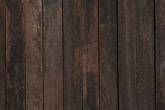 The brown wood. Texture with natural patterns Stock Photography