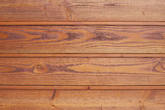 The brown wood texture with natural patterns Stock Photo