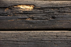 The brown wood texture Royalty Free Stock Photography