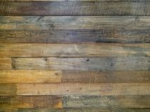 Brown wood texture of wall, background Stock Photo