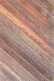Brown wood textured and background wallpaper Royalty Free Stock Photography