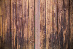 Brown wood textured and background wallpaper Stock Image
