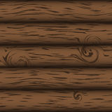 Brown wood vector simple background eps10 Royalty Free Stock Image