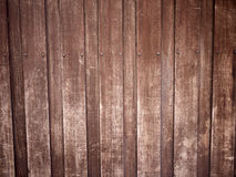 Brown Wood Wall Stock Images