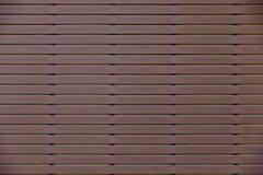 Brown wood wall Royalty Free Stock Image