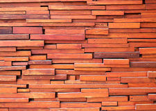 Brown wooden. Wall texture and background royalty free stock photography
