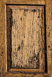 Brown wooden background. Old painted brown wooden texture Royalty Free Stock Photo