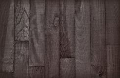 Brown wooden background in sepia Royalty Free Stock Images