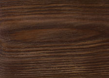 Brown wooden board lacquered Royalty Free Stock Photo
