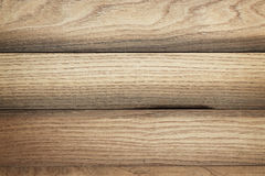 Brown wooden boarded background texture Royalty Free Stock Photography