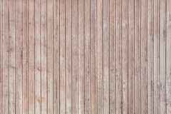 Brown wooden boards planks Stock Image