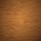 Brown wooden cutting, chopping board, table or floor surface. Wood texture. Vector illustration.  vector illustration
