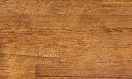 Brown wooden desk close up photo texture Royalty Free Stock Photos