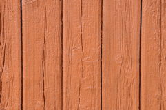 Brown wooden fence Royalty Free Stock Photo