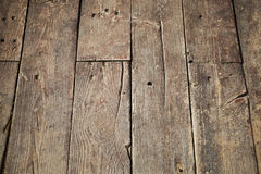 Brown wooden floor background texture Royalty Free Stock Image