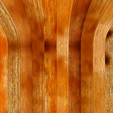 Brown wooden laminate as a background. + EPS8 Royalty Free Stock Images