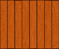 Brown wooden light texture. Vector background EPS8 Stock Image