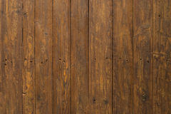 Brown wooden panel. Grungy brown paintwork on a wooden panel Stock Image