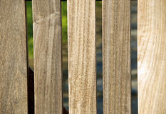 Brown wooden panels Royalty Free Stock Photo